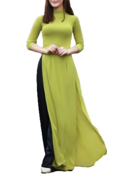 Long Kurti With Palazzo Set